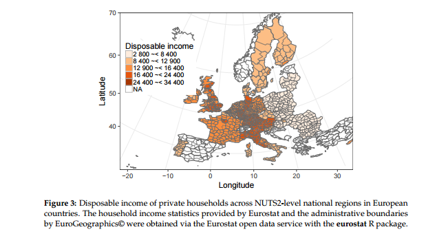 Mapping Eurostat information Part 1 · Interactive Apps for